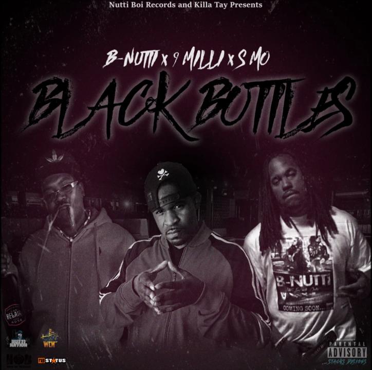 B-Nutti feat. S Mo & 9 Milli «Black Bottles»