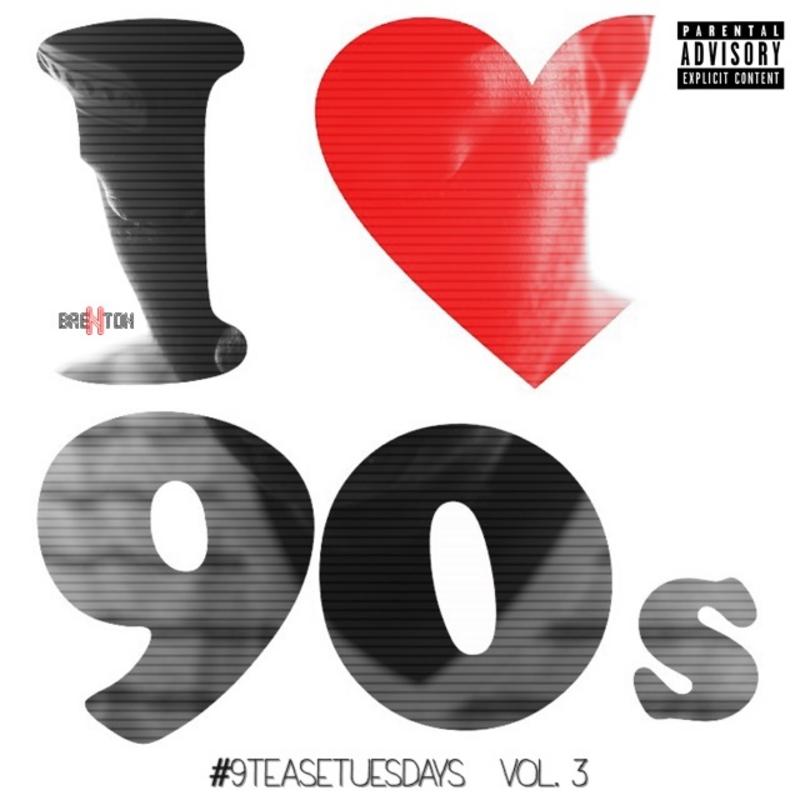 Brenton — «#9TeaseTuesdays Vol. 3». Премьера микстейпа и клипа на трек «A Tribute To Phife Dawg»