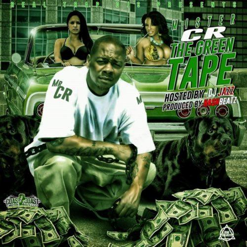 Свежий микстейп из Лос-Анджелеса: Mister Cr «The Green Tape»