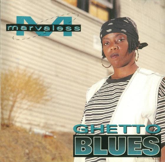 Ровно 22 года назад вышел первый сольный альбом Marvaless «Ghetto Blues»