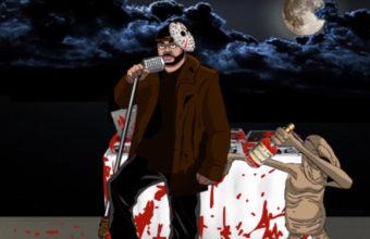 Анимационное видео от Joell Ortiz Feat. Big Daddy Kane & Token — «Kill At Will»