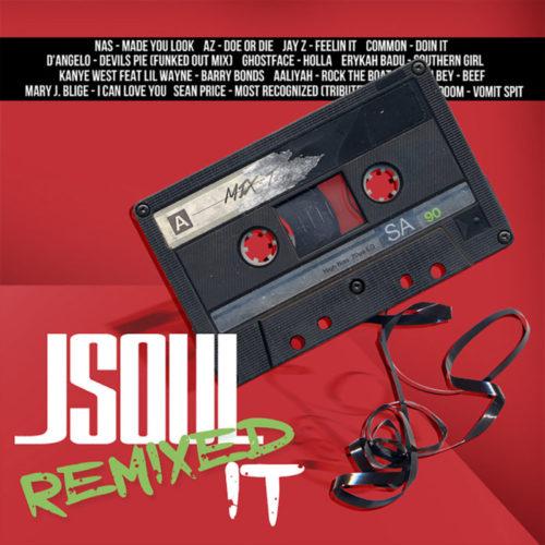 JSOUL — «Remixed It». Премьера микстейпа