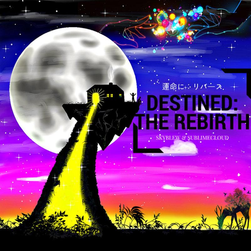 SkyBlew x SublimeCloud — «Destined: The Rebirth». Премьера нового EP
