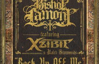 Bishop Lamont и Xzibit встретились на баттле лицом к лицу, в новом видео «Back Up Off Me»