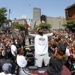 Bone Thugs-N-Harmony посвятили трек «Coming Home» чемпионам NBA этого сезона Cleveland Cavaliers