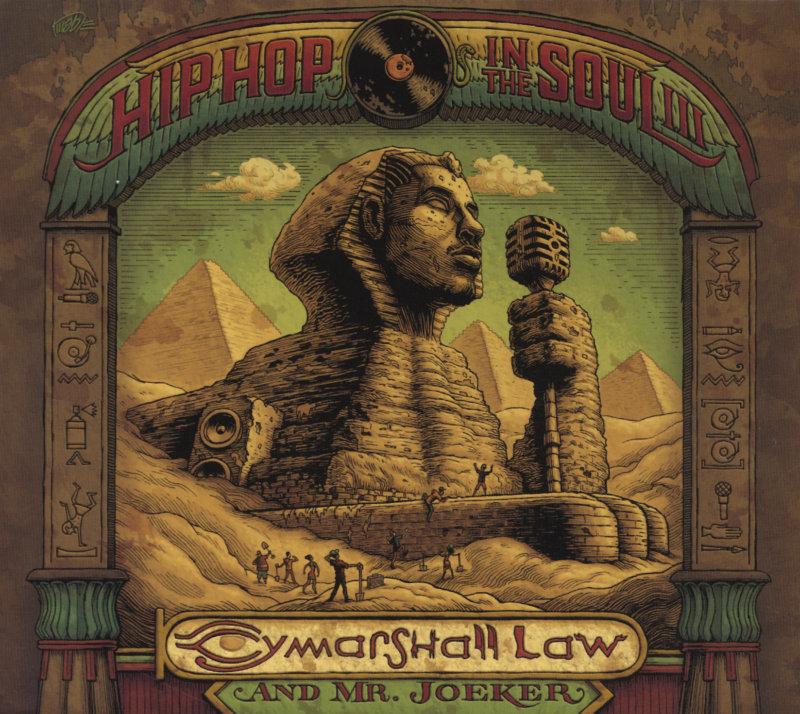 Cymarshall Law & Mr. JoeKer — «Hip Hop in the Soul 3» (2016)