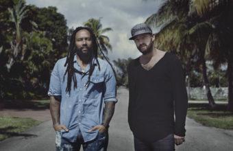 Gentleman и Ky-Mani Marley представляют видео на трек с совместного альбома — Simmer Down (Control Your Temper)