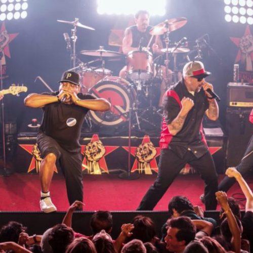 Prophets of Rage (Tom Morello, Chuck D и B-Real) впервые выступили вживую и дали интервью