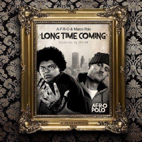 A-F-R-O и Marco Polo готовят совместный альбом и презентовали первый трек «Long Time Coming»
