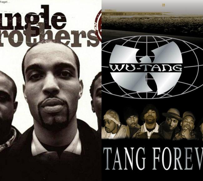 Этот день в хип-хопе: Jungle Brothers и Wu-Tang Clan