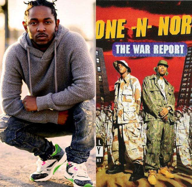 Этот день в хип-хопе: Kendrick Lamar и Capone-N-Noreaga
