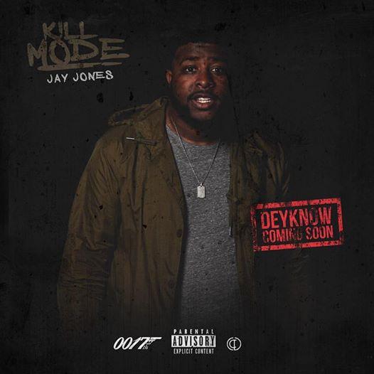 Свежий релиз из Нового Орлеана: Jay Jones «Kill Mode»