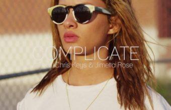 "MED презентовал новое видео на мелодичный трек ""Complicate"" feat. Jimetta Rose"