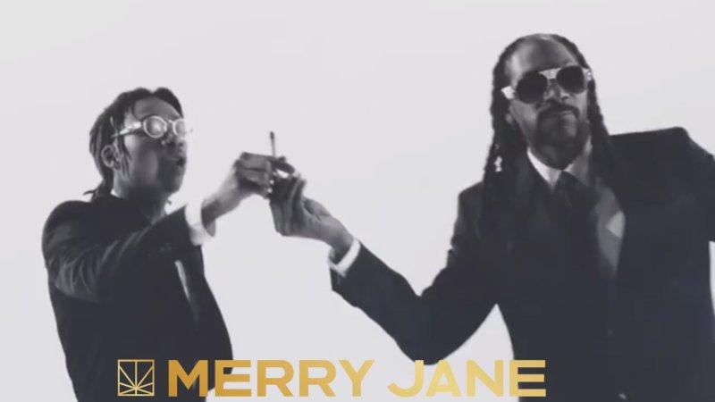 Премьера видео от Snoop Dogg при участии Wiz Khalifa — Kush Ups