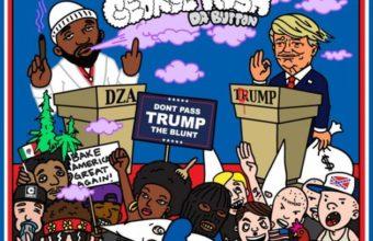 smoke-dza-george-kush-da-button-dont-pass-trump-the-blunt-mixtape