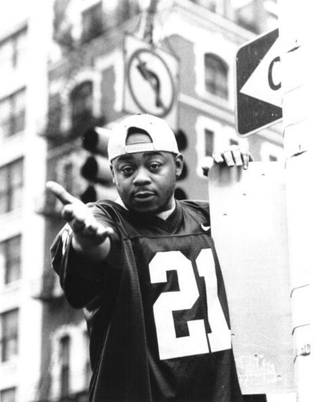 UNSPECIFIED - CIRCA 1990: Photo of MC Breed Photo by Al Pereira/Michael Ochs Archives/Getty Images