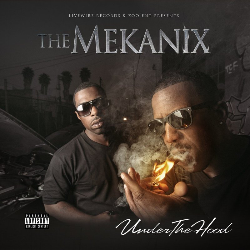 The Mekanix feat. The Delinquents «I'm So Oakland»