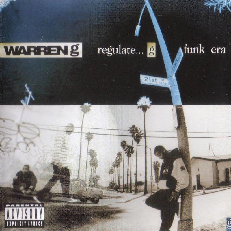 Этот день в хип-хопе: Warren G «Regulate… G-Funk Era» (1994)