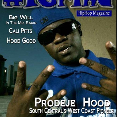 Интервью с Big Prodeje (S.C.C.) и Cali Pitts для журнала IGrind