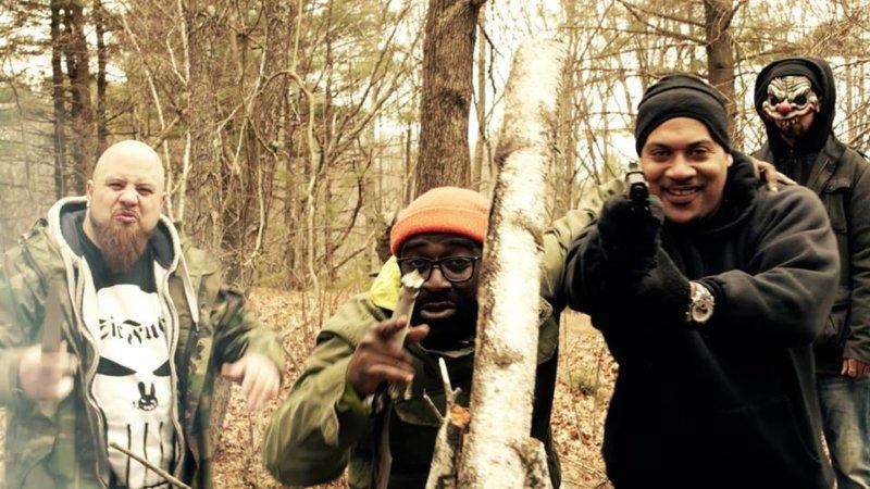 Block McCloud (Army of the Pharaohs) с парой новых видео при участии Blacastan (Army of the Pharaohs) и Krumbsnatcha