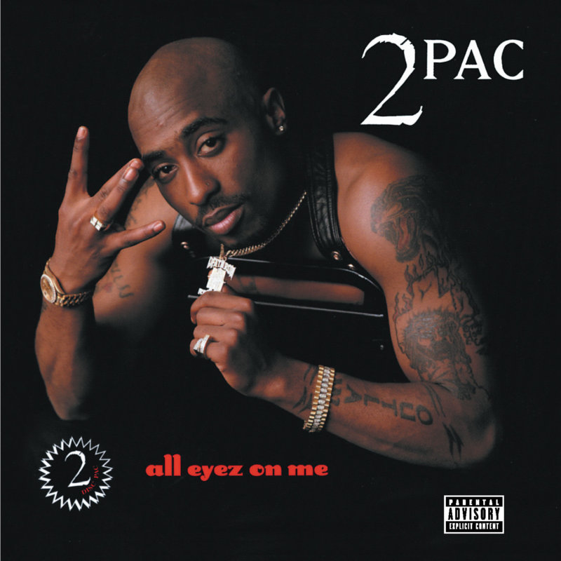 2Pac «All Eyez on Me»