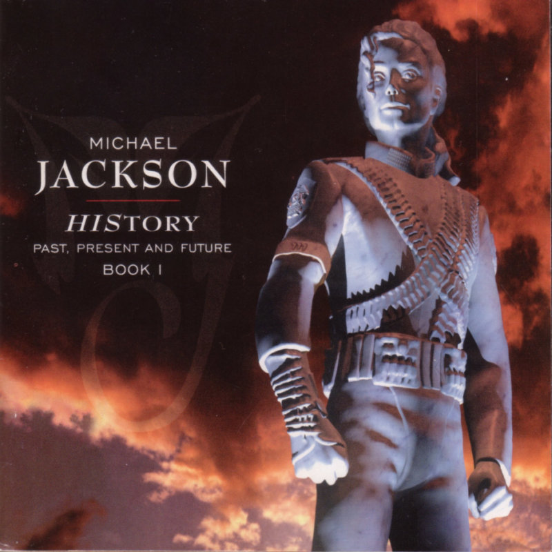 Michael Jackson «HIStory: Past, Present and Future, Book I»