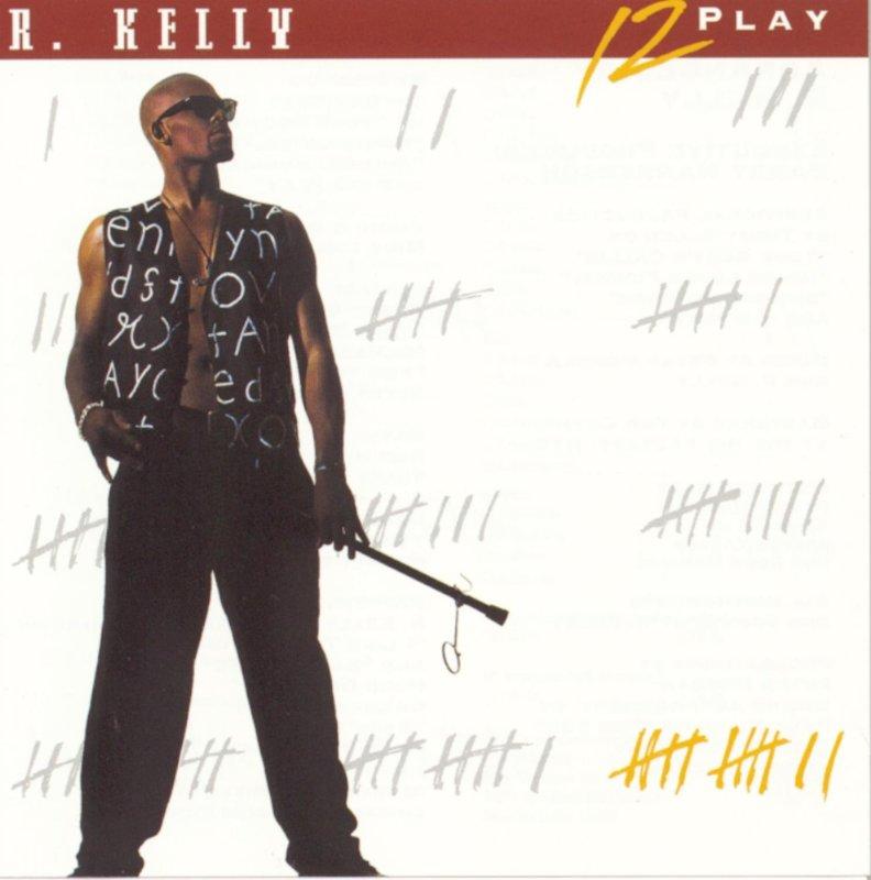 R. Kelly - «12 Play» (1993)