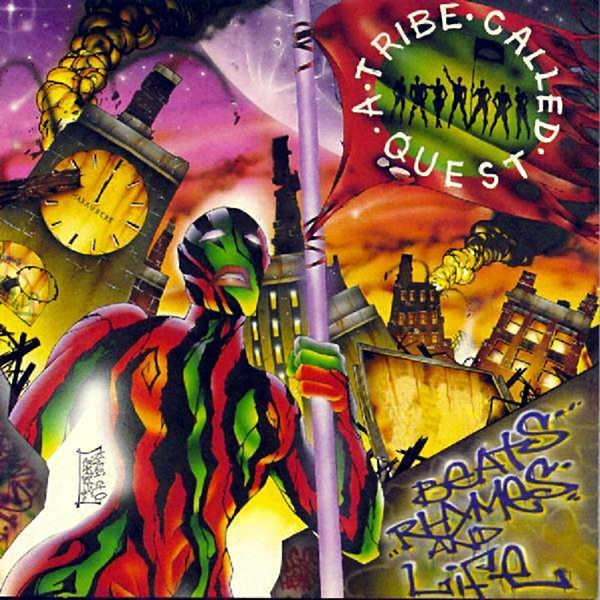 Этот день в хип-хопе: 20 лет альбому A Tribe Called Quest – «Beats, Rhymes and Life»