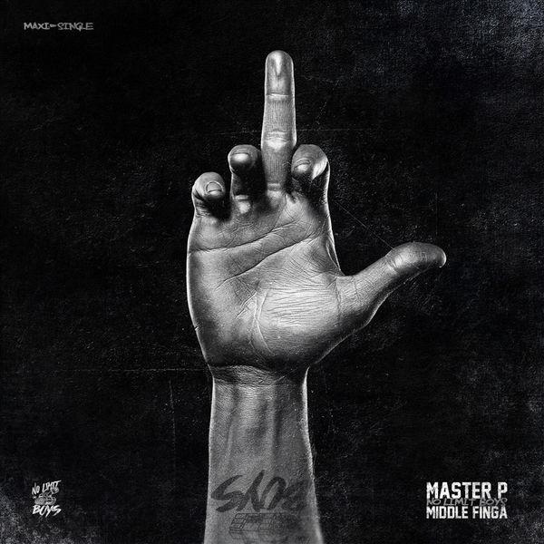 Новое видео Master P «Middle Finga»