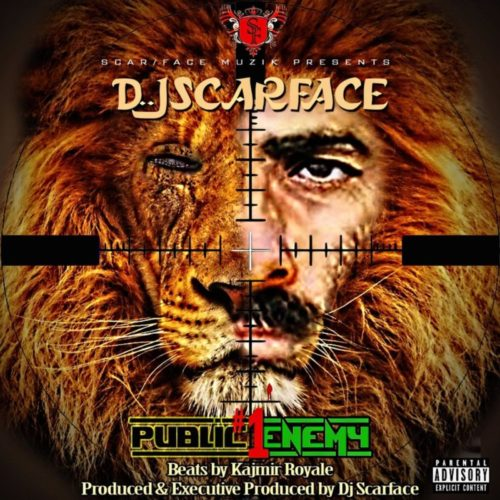 DJ Scarface «Public Enemy #1»