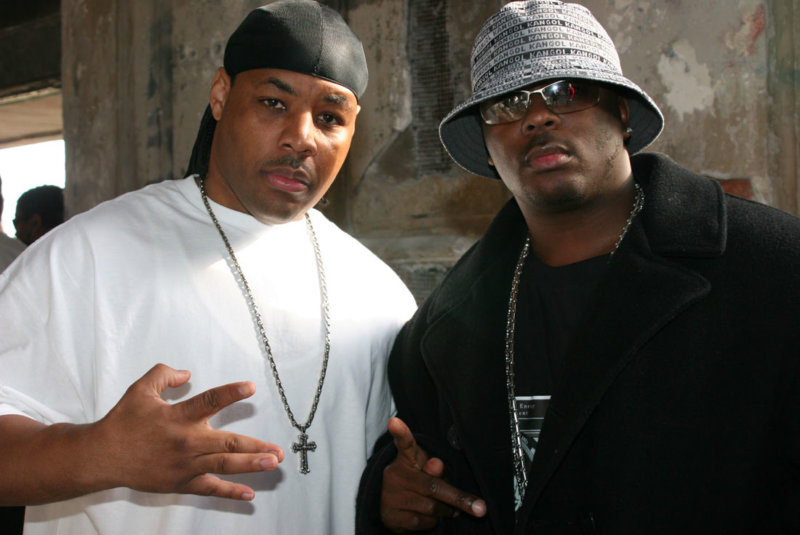 E-A-Ski_and_Rick_Rock_on_the_set_of_the_2006_music_video_shoot_for_E-40_-Tell_Me_When_To_Go-_photographed_by_D-Ray_tsldoc