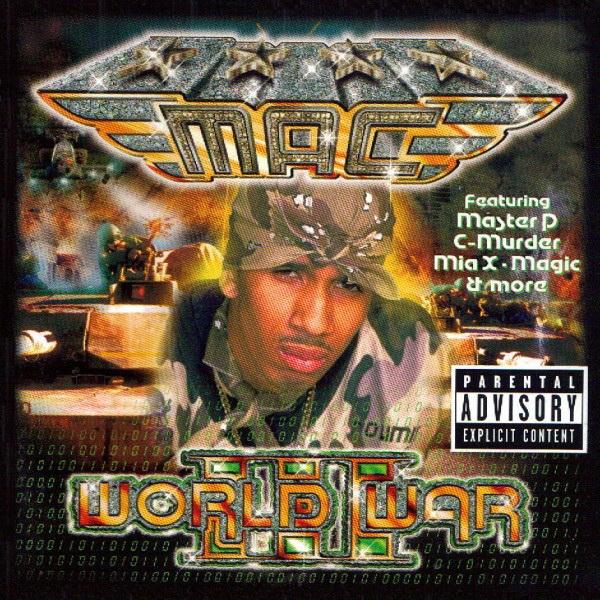 Рецензия на альбом Mac «World War III» (1999)