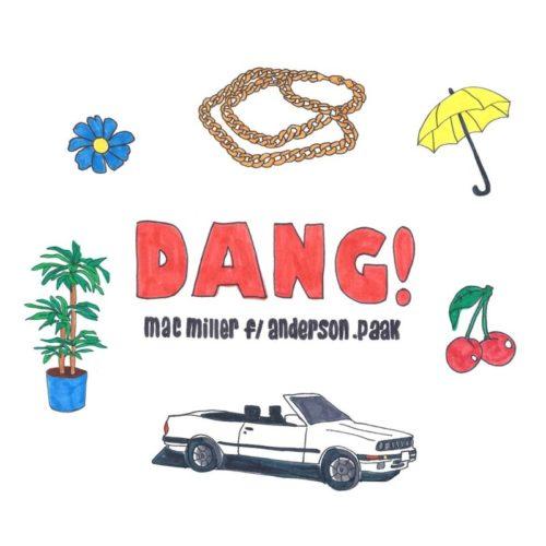 Новый танцевальный трек от Mac Miller и Anderson .Paak