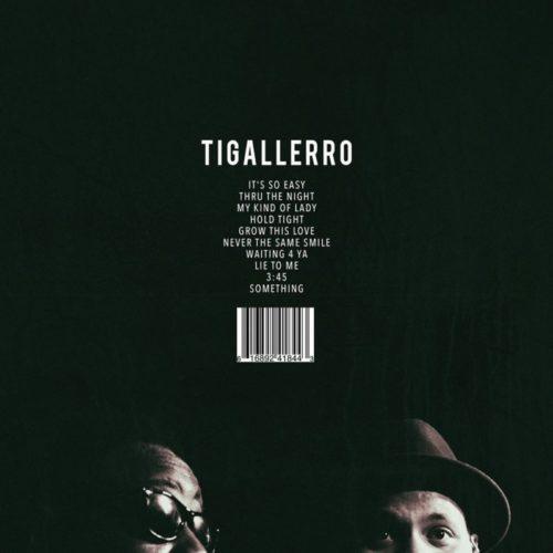 Phonte & Eric Roberson — «Tigallerro». Новый альбом