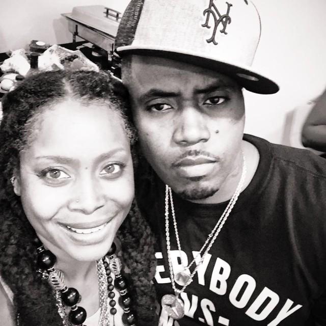 Nas и Erykah Badu записали саундтрек к фильму  «The Land»