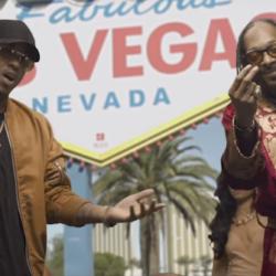 Премьера клипа: Snoop Dogg — Point Seen Money Gone