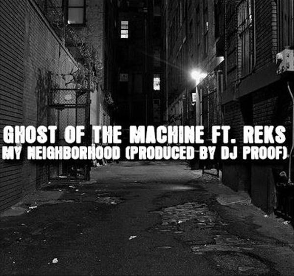 «Это мой район!», новый мощный трек Ghost of the Machine и Reks «My Neighborhood»