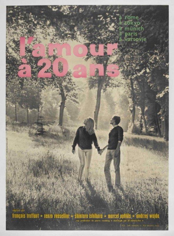 «Любовь в двадцать лет» (1962)