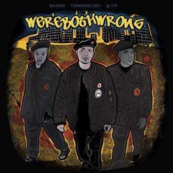 """Q-Tip спродюсировал трек Тermanology """"We're Both Wrong"""", с предстоящего альбома при участии DJ Premier, Pete Rock, Largе Pro,…"""