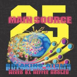 Микс «Breaking Atoms 25 Mix» в честь альбома Main Source, на котором впервые появился Nas