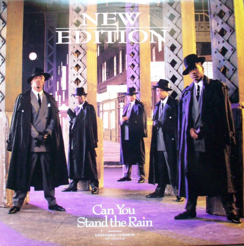 New Edition - «Can You Stand The Rain» (1988)