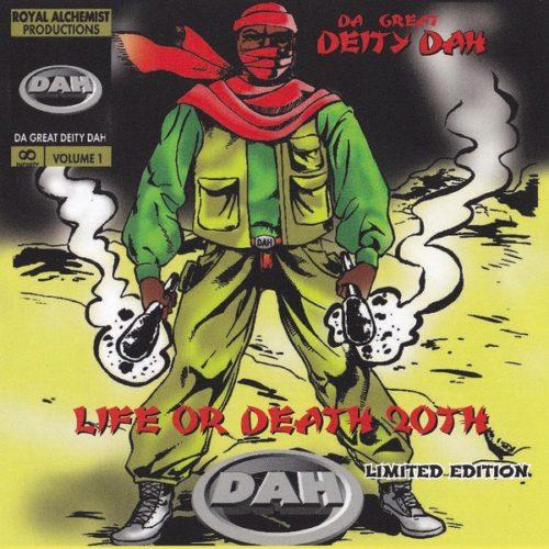 Da Great Deity Dah — «Life Or Death 20th». Релиз с 20-летней выдержкой