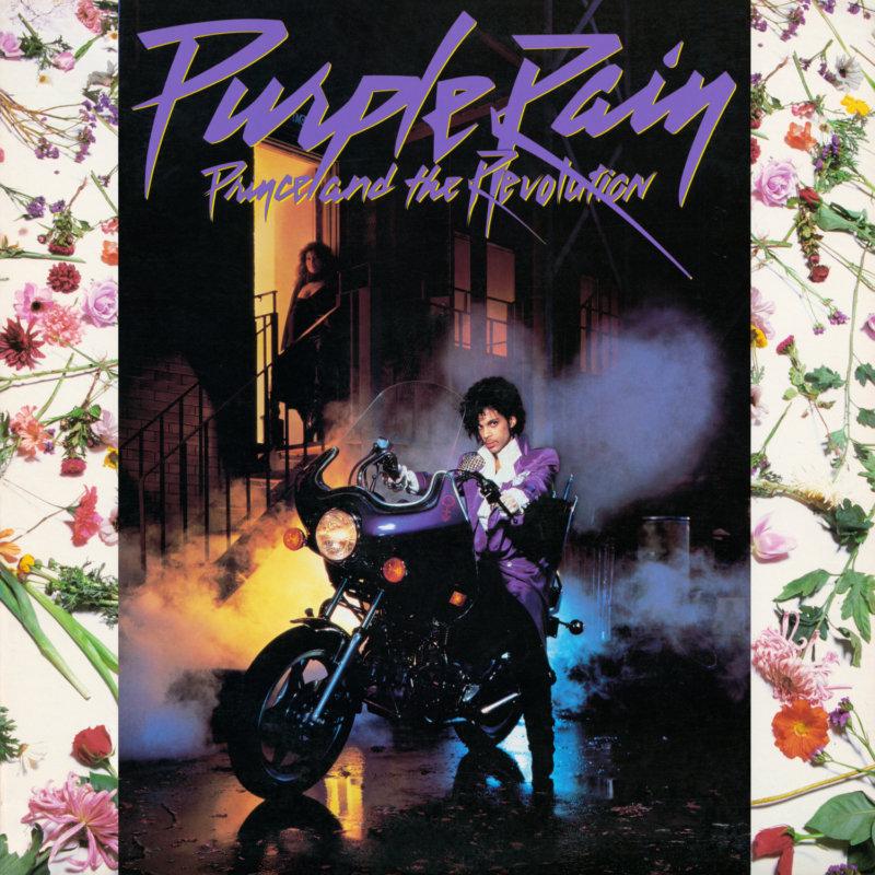 Prince - «Purple Rain» (1984)
