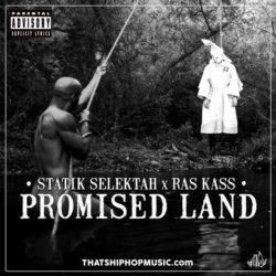 Ras Kass так же высказался на тему расизма и полиции в новом треке «Promised Land» (prod by Statik Selektah)