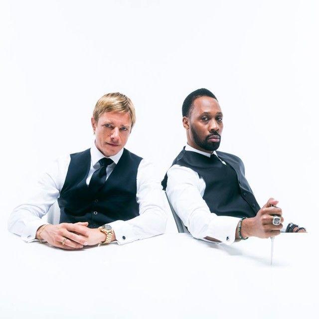 Banks & Steelz выступили на шоу Джимми Фэллона