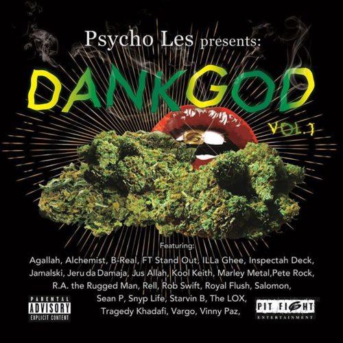 Psycho Les — «Dank God, Vol. 1». Премьера нового альбома