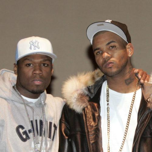«Hate It Or Love It»: 50 Cent и The Game больше не враги
