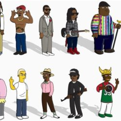 В Симпсонах скоро выйдет 60-минутный эпизод, посвящённый Хип-Хопу