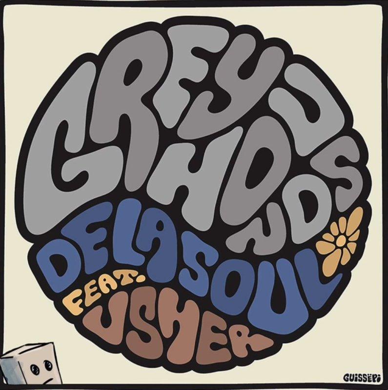 Премьера сингла: De La Soul — «Greyhounds» (Feat. Usher)