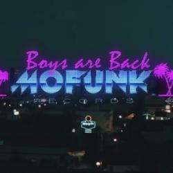 Свежее фанк-видео в стиле модерн: XL Middleton + Eddy Funkster «The Boys Are Back»